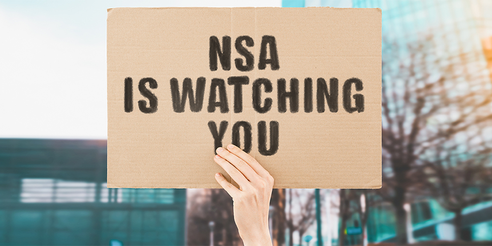 NSA is listening
